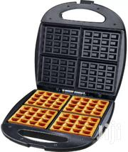 Waffle Maker 4 Slices Big Size | Kitchen Appliances for sale in Greater Accra, Accra Metropolitan