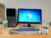 Dell I3 390 Small Tower Form Computer Desktop PC & Samsung | Laptops & Computers for sale in Greater Accra, Dansoman