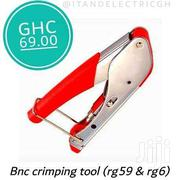 Bnc Crimping Tool For Rg59 And Rg6 | Hand Tools for sale in Greater Accra, Dzorwulu