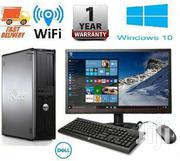 DELL/HP DUAL CORE DESKTOP TOWER PC & TFT COMPUTER SYSTEM WINDOWS | Laptops & Computers for sale in Greater Accra, Dansoman