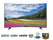 FRESH IN BOX NASCO 55 CURVED SMART S2\T2 UHD 4K LED TV | TV & DVD Equipment for sale in Greater Accra, Accra new Town