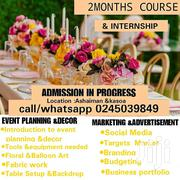 Decor Training | Classes & Courses for sale in Greater Accra, Ashaiman Municipal