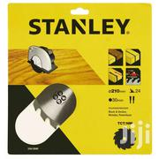 Stanley Circular Saw Blade 210x30x24t - STA13040 | Hand Tools for sale in Greater Accra, Achimota
