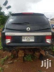Ssang Yong Car Body With Faulty Engine | Vehicle Parts & Accessories for sale in Ashanti, Kumasi Metropolitan