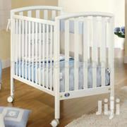 White Wooden Baby's Cot From  U.S | Children's Furniture for sale in Greater Accra, Ga South Municipal