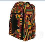 African Print Backpack | Bags for sale in Greater Accra, East Legon (Okponglo)