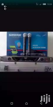 Shure Slx Double Handle Cordless Microphone | Audio & Music Equipment for sale in Greater Accra, Accra Metropolitan