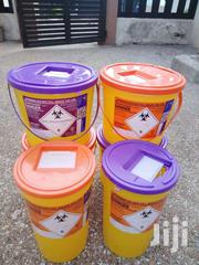 YELLOW SHARP BINS FOR HOSPITALS | Manufacturing Equipment for sale in Greater Accra, Ga East Municipal
