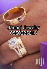 Wedding Ring 18k 3 Set | Jewelry for sale in Greater Accra, Cantonments