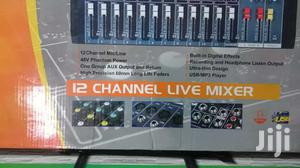 12 CHANNEL MIXER IN A BOX
