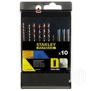 Stanley Fatmax 10pc Mixed Jigsaw Blades STA29230 | Manufacturing Materials & Tools for sale in Greater Accra, Achimota
