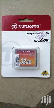 32GB Compact Flash CF Memory Card For Canon | Cameras, Video Cameras & Accessories for sale in Greater Accra, Odorkor
