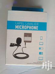 Clip-on Condenser Microphone Portable Lapel Mic Studio Recording | Audio & Music Equipment for sale in Greater Accra, South Labadi