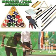 SNOOKER/POOL ACCESSORIES FOR SALE @100GHC | Sports Equipment for sale in Greater Accra, Teshie-Nungua Estates