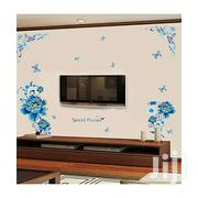 Flower Vines Butterfly Wall Sticker | Home Accessories for sale in Greater Accra, East Legon