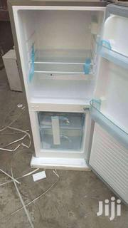 Include NASCO 132 LTR DOUBLE DOOR FRIDGE | Kitchen Appliances for sale in Greater Accra, Kokomlemle