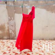 Cherry Red Long Dress For Bridesmate Or Ocation S | Clothing for sale in Greater Accra, Ashaiman Municipal