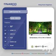 HEAD OFFICE CURVED NASCO 50' LED SMART DIGITAL SATELLITE  TV | TV & DVD Equipment for sale in Greater Accra, Abossey Okai