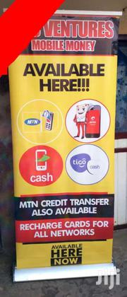 PYLON (Roller Banner) For A Cool Price. | Home Accessories for sale in Greater Accra, Ashaiman Municipal