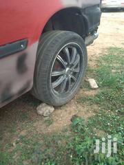 17 Inches 4 Stud Rim With Tyres | Vehicle Parts & Accessories for sale in Central Region, Awutu-Senya