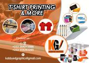 T Shirt Printing And More   Automotive Services for sale in Greater Accra, Kwashieman