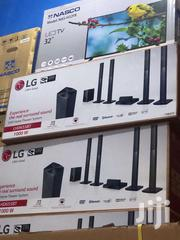 POWERFUL~LG 5.1 CHL DVD SYSTEM 1000 WATTS HOME THEATER   Audio & Music Equipment for sale in Greater Accra, Accra Metropolitan
