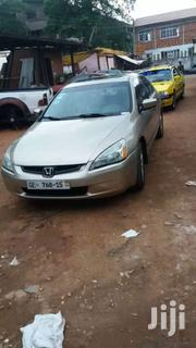 Honda Accord 2006 Sedan LX 3.0 V6 Automatic Gold | Cars for sale in Greater Accra, Nungua East
