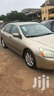 Honda Accord 2006 Sedan LX 3.0 V6 Automatic Gold | Cars for sale in Nungua East, Greater Accra, Ghana