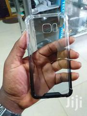 Transparent Samsung S7 Edge Case Cover | Accessories for Mobile Phones & Tablets for sale in Brong Ahafo, Sunyani Municipal