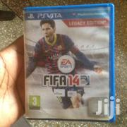 Ps Vita Fifa 14 Cartridge | Video Games for sale in Ashanti, Kumasi Metropolitan