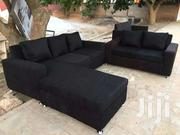 Brand New Quality Italian L Shape Sofa | Furniture for sale in Greater Accra, Kwashieman