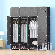 16cubes Plastic Wardrobe With Shoe Rack | Furniture for sale in Greater Accra, Avenor Area