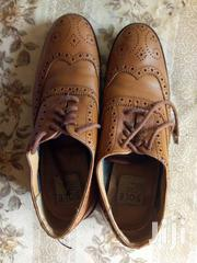 A Brown Nice Shoe For Men Available For Sake At A Very Cool Price | Shoes for sale in Greater Accra, Ga East Municipal