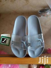 Grey Puma Slides | Shoes for sale in Greater Accra, Akweteyman