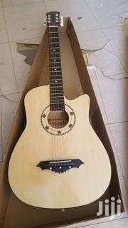 ACOUISTIC Guitar With Bag | Musical Instruments for sale in Greater Accra, Labadi-Aborm