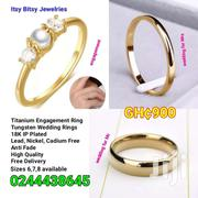 Quality Gold Wedding Ring Set   Jewelry for sale in Greater Accra, Ga South Municipal