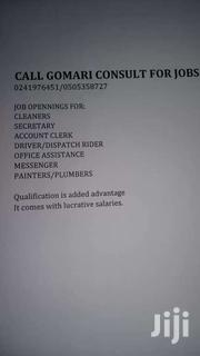 Job Vacancies Available | Accounting & Finance Jobs for sale in Greater Accra, Asylum Down