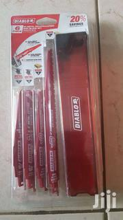 Diablo Bi Wood And Metal Reciprocating Saw Blade Set | Hand Tools for sale in Greater Accra, Achimota