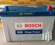 Free Delivery/17 Plates Bosch Battery/Toyota Hyundai Nissan Kia Benz | Vehicle Parts & Accessories for sale in Greater Accra, Achimota