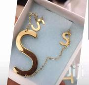 Initial Necklace | Jewelry for sale in Greater Accra, Teshie-Nungua Estates