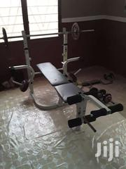 WEIDER 215 Gym Bench Set. | Sports Equipment for sale in Ashanti, Kumasi Metropolitan