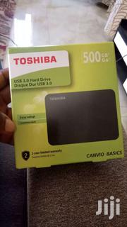 TOSHIBA HARD DRIVE 500GB | Computer Hardware for sale in Greater Accra, Zoti Area