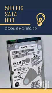 Sata 500 Gig Hard Drive | Computer Hardware for sale in Upper East Region, Bolgatanga Municipal