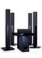 LG 5.1 CHL DVD HOME THEATER 1000 WATTS   Audio & Music Equipment for sale in Greater Accra, Accra Metropolitan