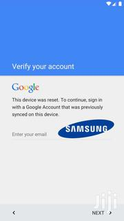 FRP LOCK (GOOGLE ACCOUNT LOCK) | Mobile Phones for sale in Greater Accra, Kokomlemle