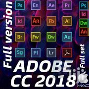 Adobe CC 2018 Full Setup For Mac | Software for sale in Greater Accra, North Ridge