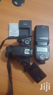 Canon 700D + Accessories   Cameras, Video Cameras & Accessories for sale in Greater Accra, Kwashieman
