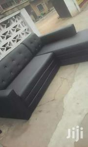 Locally Made L Shape Very Affordable.   Furniture for sale in Greater Accra, Tema Metropolitan