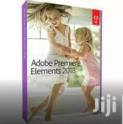 Adobe Premiere Elements 2018 | Computer Software for sale in Greater Accra, Achimota