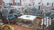 TSACALI BLUE ROYAL SOFA SET PLUS TABLE | Furniture for sale in Greater Accra, Accra Metropolitan